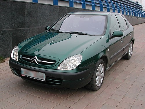 Picture of 2002 Citroen Xsara