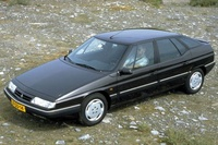 1997 Citroen XM Overview