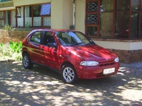2003 FIAT Palio Picture Gallery