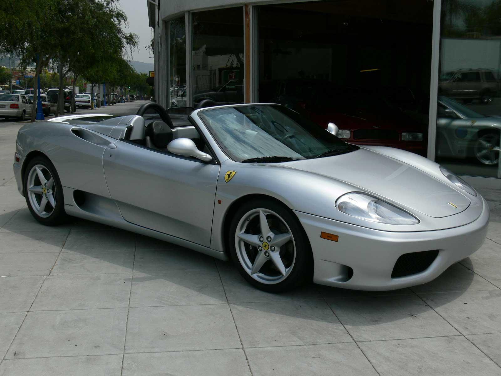 Ferrari P4 5 >> 2004 Ferrari 360 - Pictures - CarGurus
