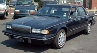 Picture of 1996 Buick Century Sedan FWD, exterior, gallery_worthy
