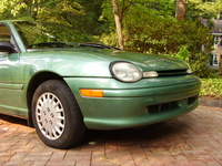 1999 Dodge Neon 4 Dr Highline Sedan picture, exterior