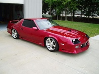 Picture of 1991 Chevrolet Camaro Z28, exterior