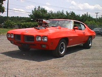 Picture of 1970 Pontiac GTO, exterior