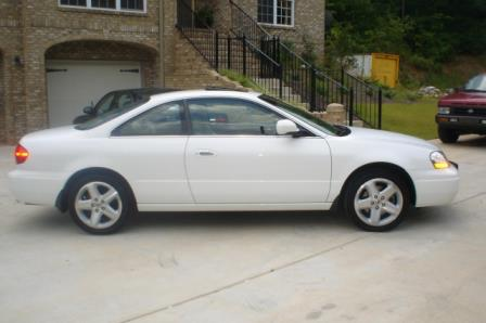 2003 Acura CL 2 Dr 3.2 Type-S Coupe picture, exterior