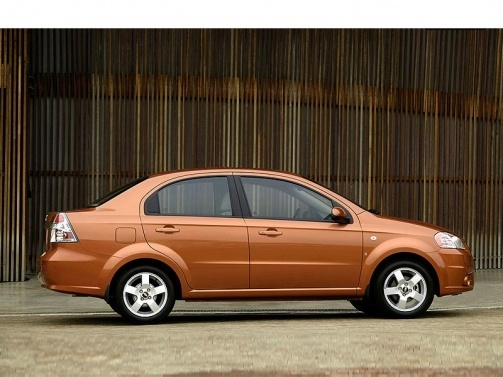 2007 chevrolet aveo overview cargurus. Black Bedroom Furniture Sets. Home Design Ideas