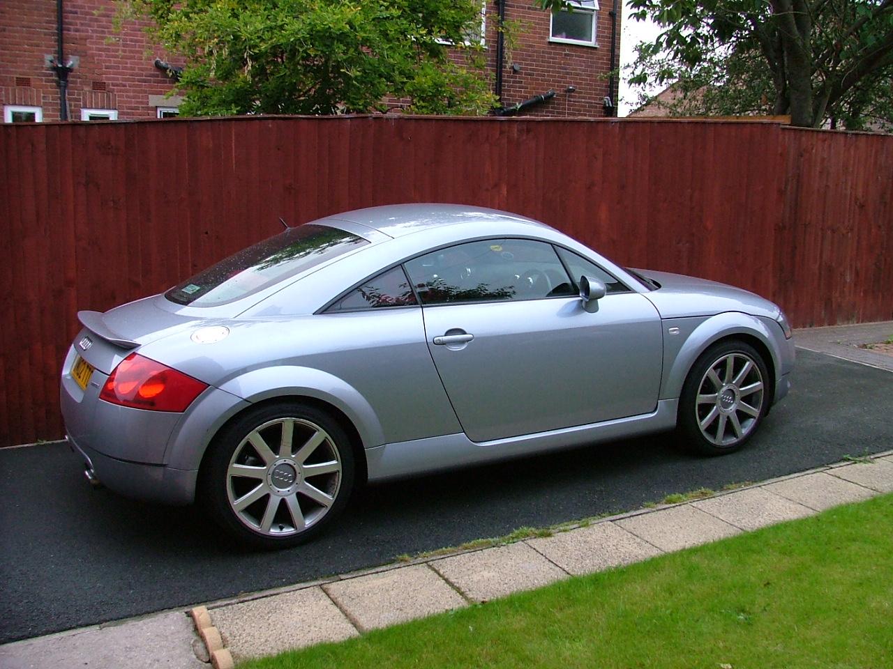 2002 audi tt coupe quattro 225 hp reviews