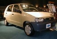 2003 Chevrolet Alto Overview