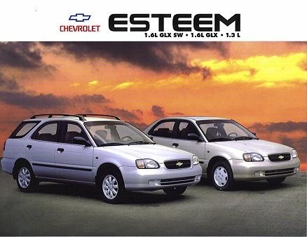 Picture of 2000 Suzuki Esteem
