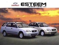 2000 Suzuki Esteem Overview