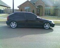 Picture of 1996 Honda Civic DX Hatchback, exterior