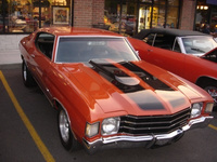 1972 Chevrolet Chevelle, 2006 Ford GT Base picture, exterior