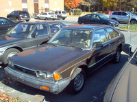 1982 Honda Accord Base Hatchback picture, exterior