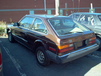 1982 Honda Accord Base Hatchback picture