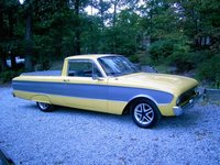 1960 Ford Ranchero Overview