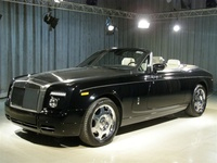 2007 Rolls-Royce Phantom Drophead Coupe, 2007 Rolls-Royce Phantom Luxury Sedan picture, exterior