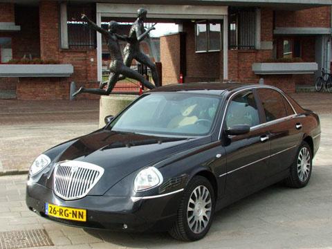 2004 Lancia Thesis - Pictures - CarGurus