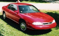 1998 Chevrolet Monte Carlo Overview