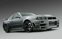 2000 Nissan Skyline picture, exterior