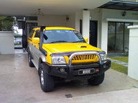 Picture of 2001 Mitsubishi L200, exterior