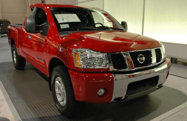 2007 Nissan Titan User Reviews