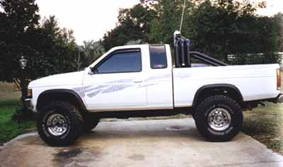 Picture of 1995 Nissan King Cab