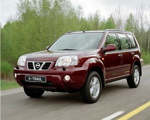 Picture of 2006 Nissan X-Trail