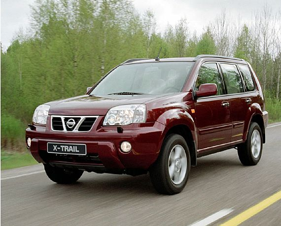 2006 Nissan X Trail Pictures Cargurus