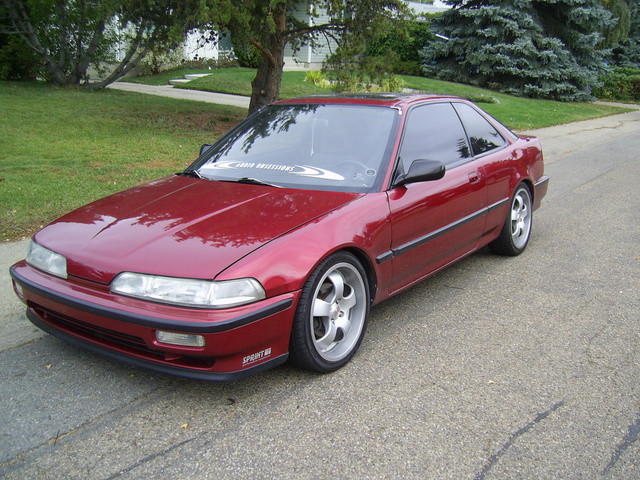 Picture of 1990 Acura Integra LS Coupe FWD