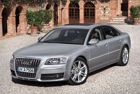 Picture of 2008 Audi S8 5.2 Quattro