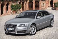 2008 Audi S8 Overview