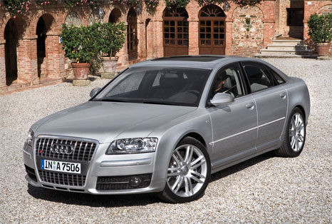 Picture of 2008 Audi S8 5.2 Quattro