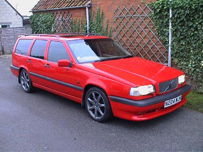 97 Volvo 850 Wagon. 1995 Volvo 850, Picture of