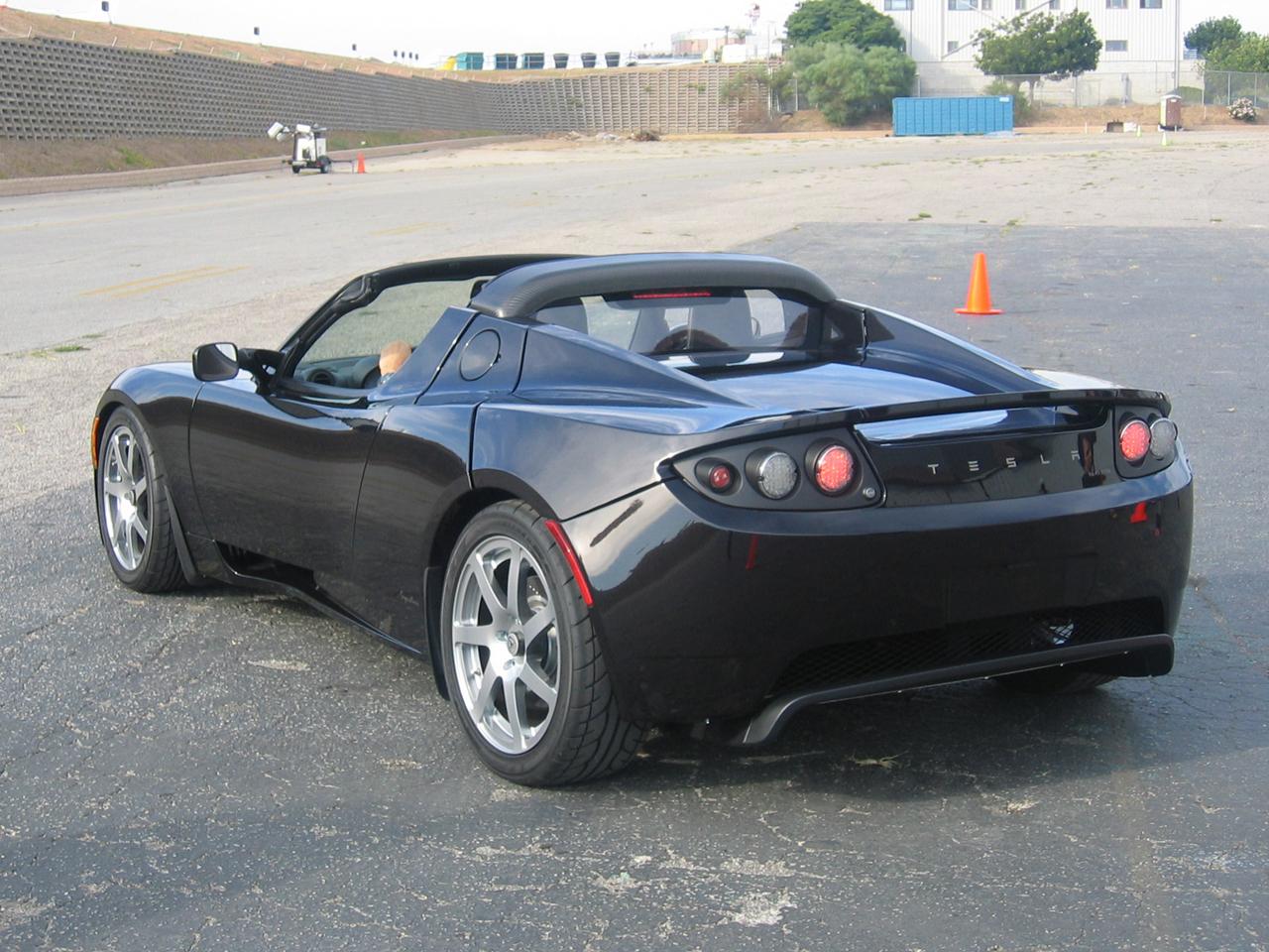 2007 Tesla Roadster Pictures Cargurus