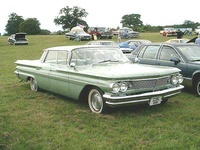 1960 Pontiac Catalina Overview