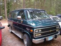 1994 Chevrolet Chevy Van Picture Gallery