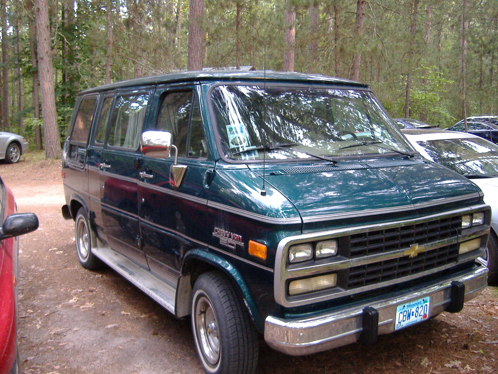 Picture of 1994 Chevrolet Chevy Van