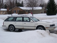 1986 Oldsmobile Cutlass Ciera Picture Gallery