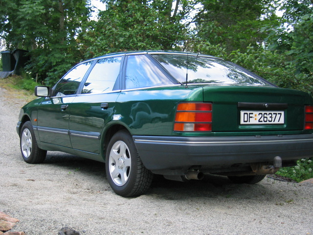 Picture of 1987 Ford Scorpio, exterior