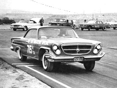 Picture of 1962 Chrysler 300, exterior
