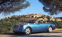2007 Rolls-Royce Phantom Drophead Coupe Convertible, Picture of 2007 Rolls-Royce Drophead Coupe Convertible, exterior
