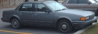 Picture of 1989 Buick Century, exterior