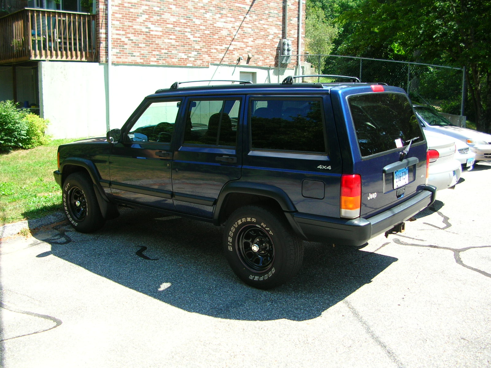 1995 jeep cherokee overview cargurus. Black Bedroom Furniture Sets. Home Design Ideas