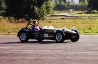1993 Caterham Seven Overview