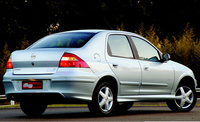 Picture of 2002 Chevrolet Prizm 4 Dr STD Sedan, exterior