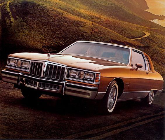 1993 Pontiac Bonneville Transmission: 1980 Pontiac Bonneville