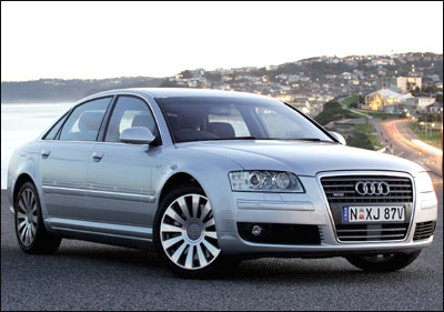 2006 Audi A8 L quattro 4dr Sedan AWD picture