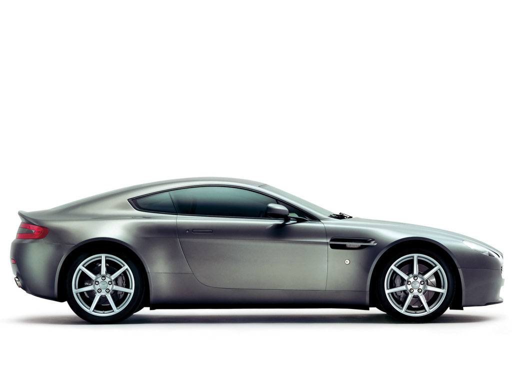 2007 aston martin v8 vantage coupe picture exterior. Cars Review. Best American Auto & Cars Review