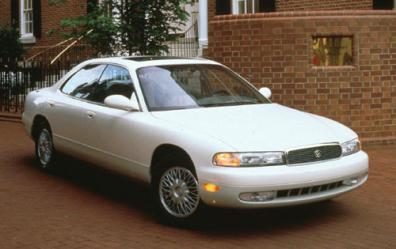 Mazda on 1994 Mazda 929 4 Dr Std Sedan Picture