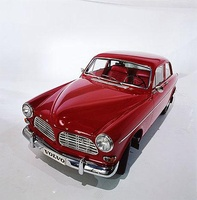 1970 Volvo Amazon Overview